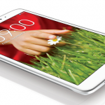 8.3 tablet pad by LG, smartest new source of fun
